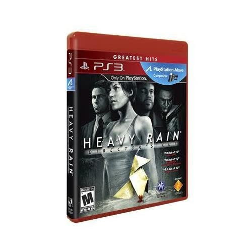Selected Heavy Rain: Director's Cut PS3 By Sony PlayStation For PlayStation 3
