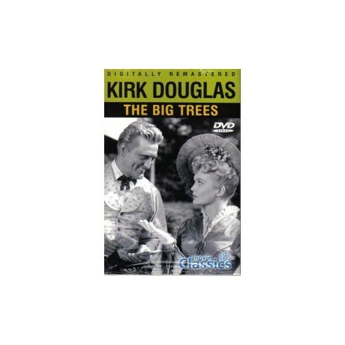 Image 0 of Big Trees On DVD With Kirk Douglas
