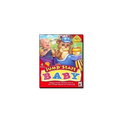 Jumpstart Baby On Audio CD Album