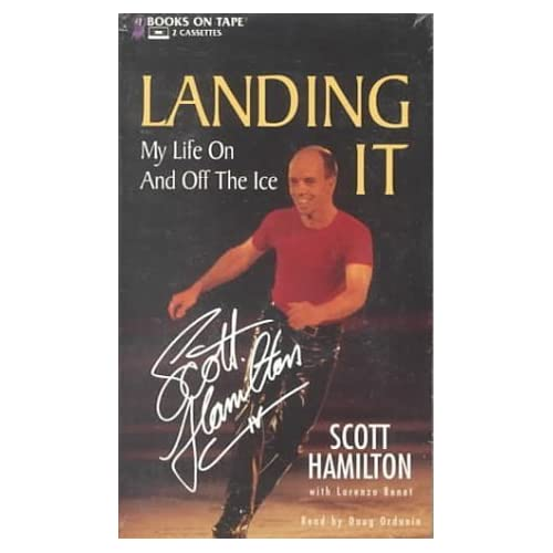 Image 0 of Landing It: My Life On And Off The Ice By Scott Hamilton On Audio Cassette