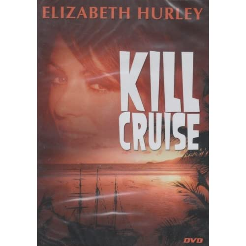 Image 0 of Kill Cruise Slim Case On DVD With Elizabeth Hurley