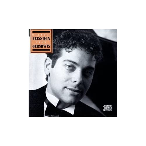 Image 0 of Pure Gershwin By Michael Feinstein On Audio Cassette