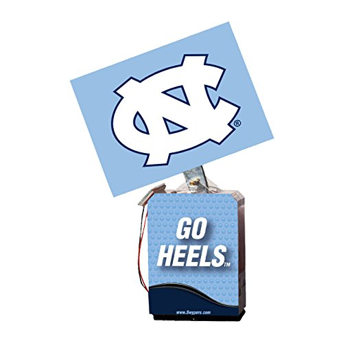 Image 0 of NCAA North Carolina Tar Heels Adult Solar Buddy 6.5