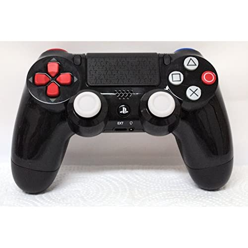 Dualshock 4 Wireless Controller For PlayStation 4 Darth Vader Edition PS4