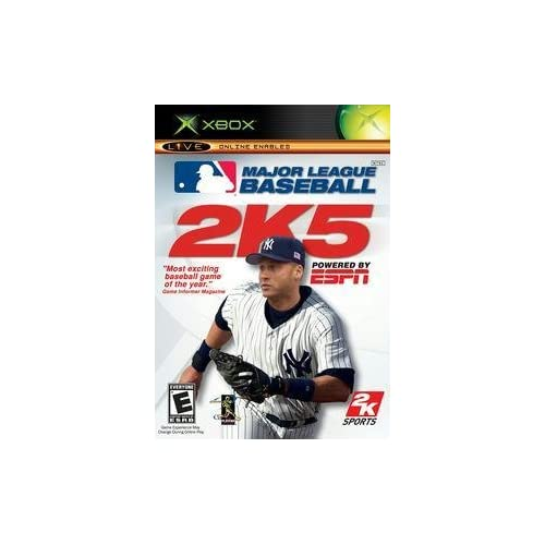 Image 0 of Major League Baseball 2K5 For Xbox Original