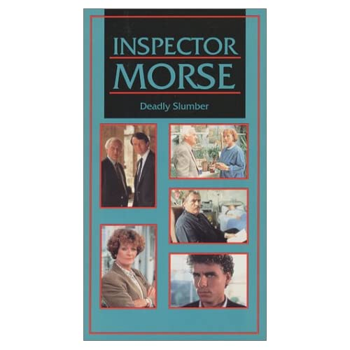 Image 0 of Inspector Morse Deadly Slumber On VHS With John Thaw