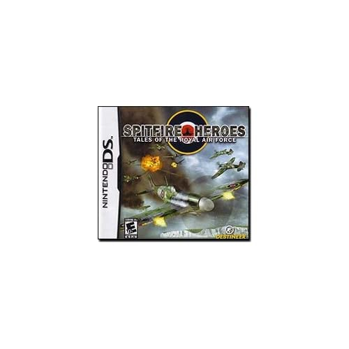 Image 0 of Spitfire Heroes: Tales Of The Royal Air Force For Nintendo DS DSi 3DS 2DS