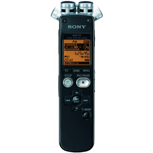 Image 0 of Sony ICD-SX712 Digital Flash Voice Recorder