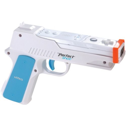 Image 0 of Perfect Shot For Wii Multi-Color 87030 Gun