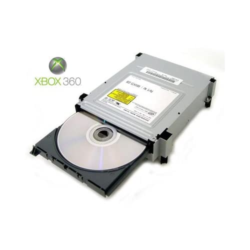 Xbox 360 Hitachi Replacement DVD Drive Rom GDR-3120L