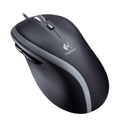 Image 0 of Logitech M500 USB Corded Mouse With Hyper-Fast Scroll
