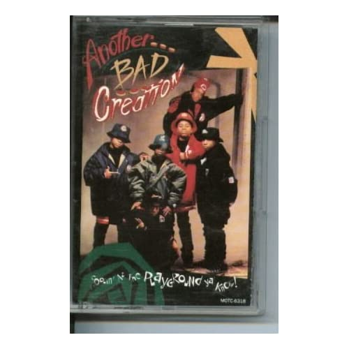 Image 0 of Coolin' At The Plaground Ya' Know! By Another Bad Creation On Audio Cassette