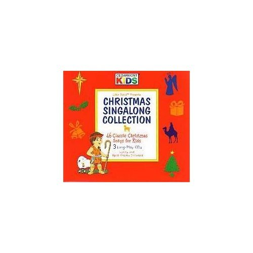 Image 0 of Christmas Singalong Collection By Cedarmont Kids On Audio CD Album