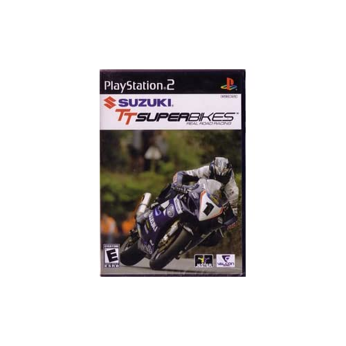 Image 0 of Suzuki Superbikes For PlayStation 2 PS2 Racing