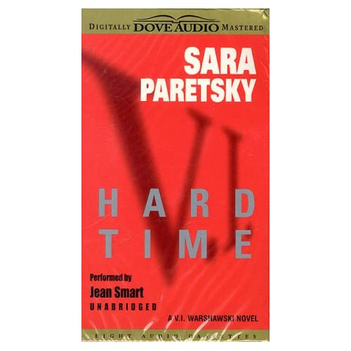 Image 0 of Hard Time By Sara Paretsky And Jean Smart Narrator On Audio Cassette
