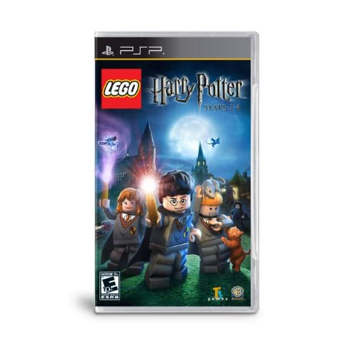Image 0 of Lego Harry Potter: Years 1-4 Sony For PSP UMD