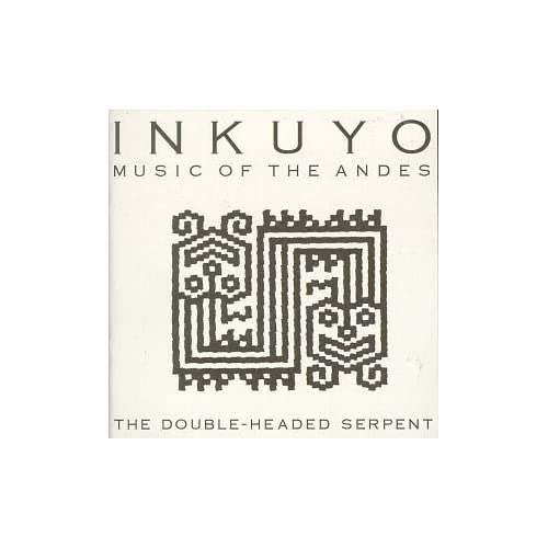 Image 0 of Double Headed Serpent By Inkuyo On Audio Cassette