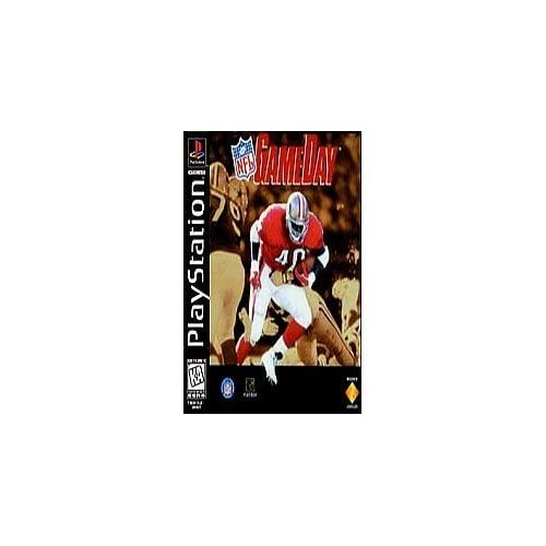 NFL Game Day PlayStation For PlayStation 1 PS1 Football