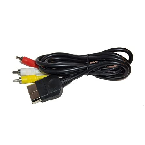 Image 3 of Composite AV Cable For Microsoft Xbox Original By Mars Devices
