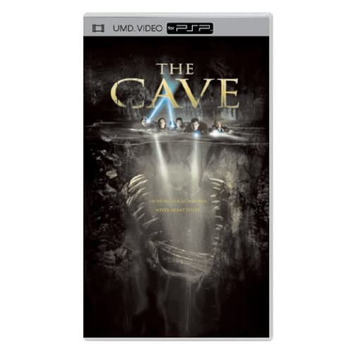 The Cave Movie UMD For PSP