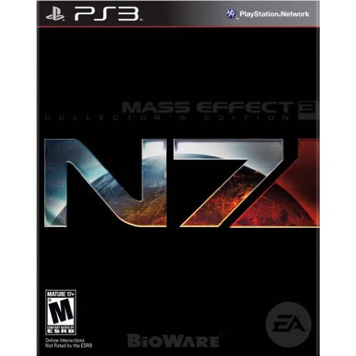 Image 0 of Mass Effect 3 Edition For PlayStation 3 PS3