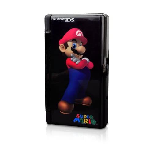 Image 0 of Mega Mario Game Case Black For DS MRY471