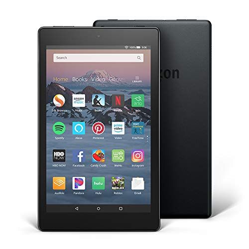 Fire HD 8 Tablet 8 HD Display 16 GB Black With Special Offers