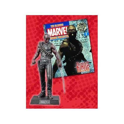 Image 0 of The Classic Marvel Figurine Collection #6 Blade Toy