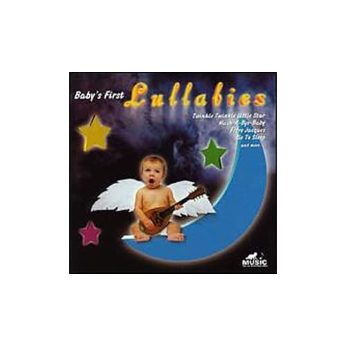 Image 0 of Baby's First: Lullabies By Johannes Brahms Composer And Johann Pachelbel Compose