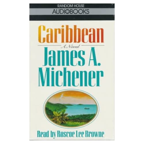 Image 0 of Caribbean By James A Michener On Audio Cassette
