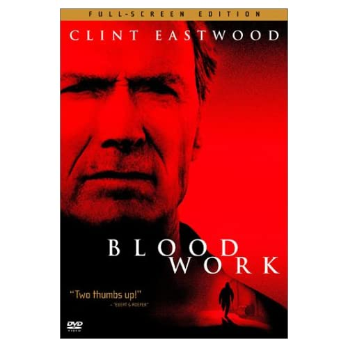 Image 0 of Blood Work Full Screen Edition On DVD With Becker Gerry