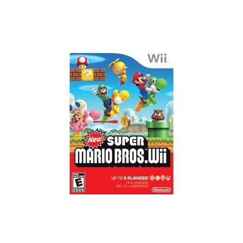 Image 0 of New Super Mario Bros For Wii And Wii U