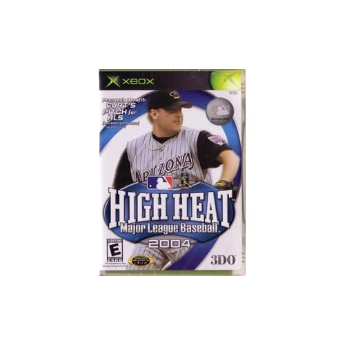 Image 0 of High Heat Major League Baseball 2004