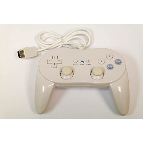 Image 0 of Wii And Wii U Replacement Pro Controller By Mars Devices Gamepad