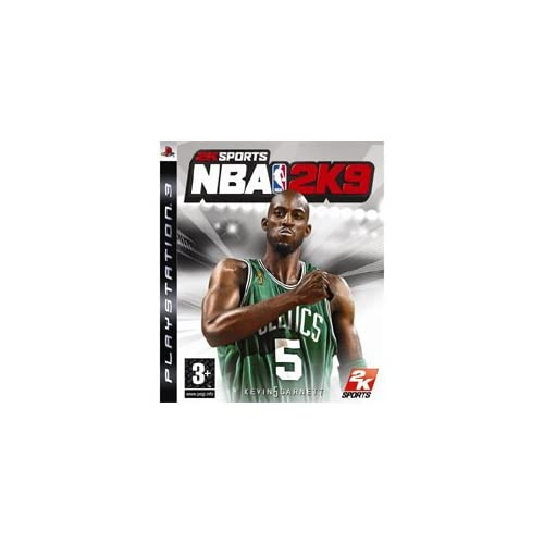 NBA 2K9 PS3 For PlayStation 3 Basketball
