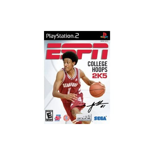 ESPN College Hoops 2K5 For PlayStation 2 PS2 Basketball