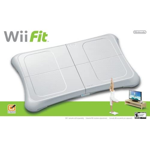 Image 0 of Wii Fit Game With Balance Board