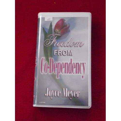 Image 0 of Freedom From Co-Dependency By Joyce Meyer On Audio Cassette