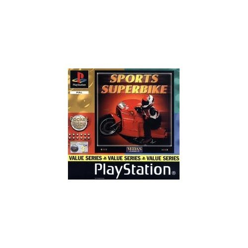 Image 0 of Sports Superbike 2 PS1 For PlayStation 1 Racing