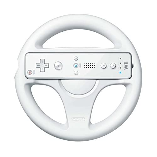 Image 0 of Official Wheel Remote Controller Not Included Renewed For Wii