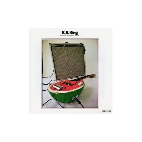 Image 0 of Indianola Mississippi Seeds By Bb King On Audio Cassette