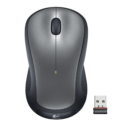 Image 2 of Logitech M310 910-001675 Wireless Mouse Silver