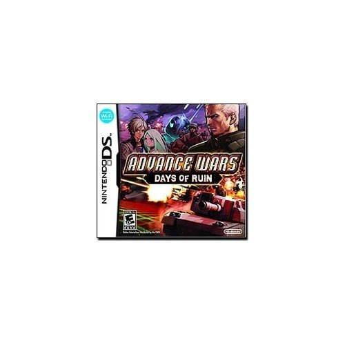 Advance Wars: Days Of Ruin For Nintendo DS DSi 3DS 2DS Strategy