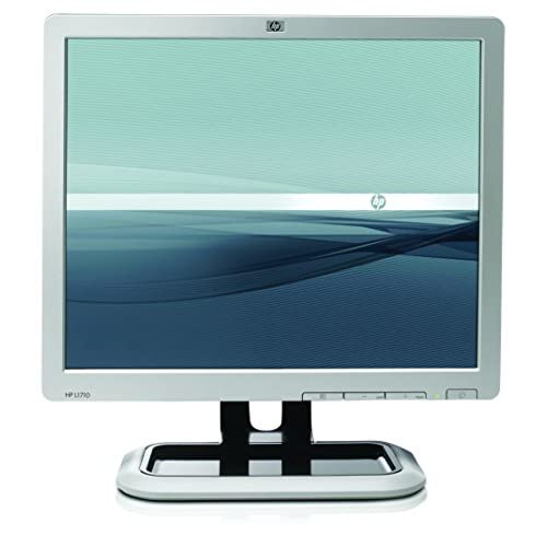 HP L1710 HP 17 Inch L1710 LCD Monitor Active Matrix TFT Black/silver