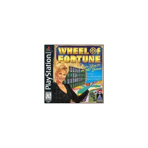 Wheel Of Fortune Ps For PlayStation 1 PS1