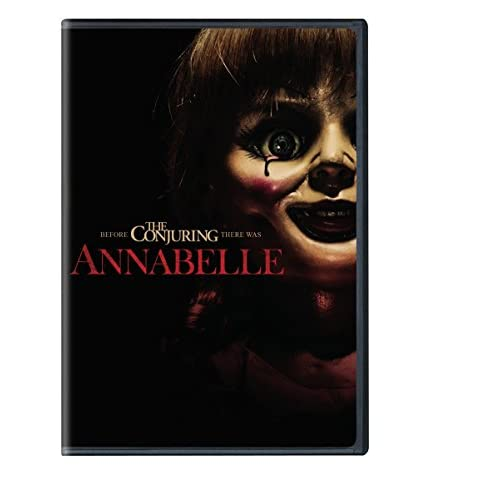 Image 0 of Annabelle DVD On DVD With Annabelle Wallis Mystery