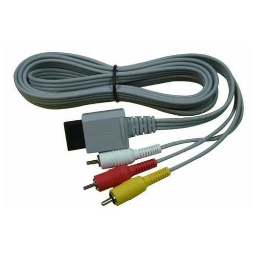 Image 0 of Original OEM Nintendo Wii And Wii U Audio Video AV Cable Cord