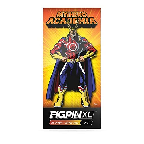 Figpin My Hero Academia: All Might XL Not Machine Specific Toy