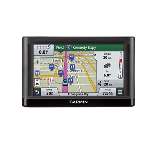 Garmin Nuvi 65LMT GPS Navigators System With Spoken Turn-By-Turn Directions Prel