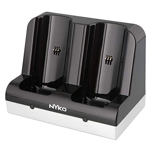 Image 0 of Nyko Charge Station 2 Port Controller Charging Station With 2 Rechargeable Batte